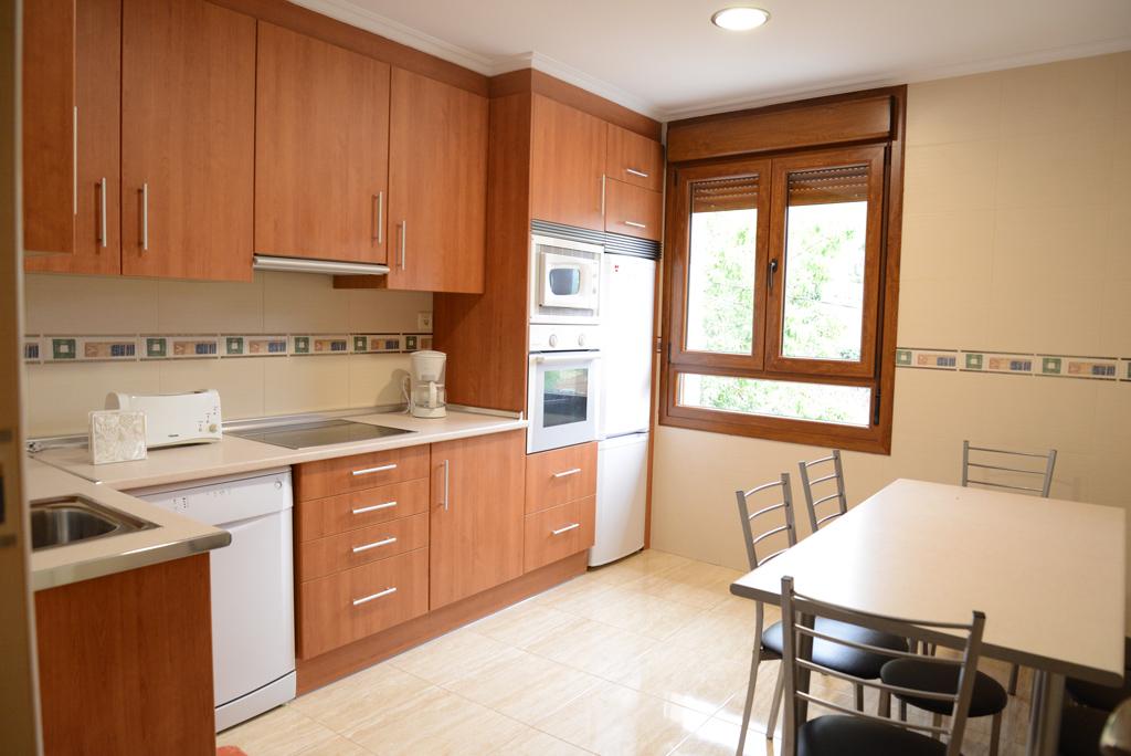 Dos Habitaciones Tipo I Cocina CocinaII Bao II